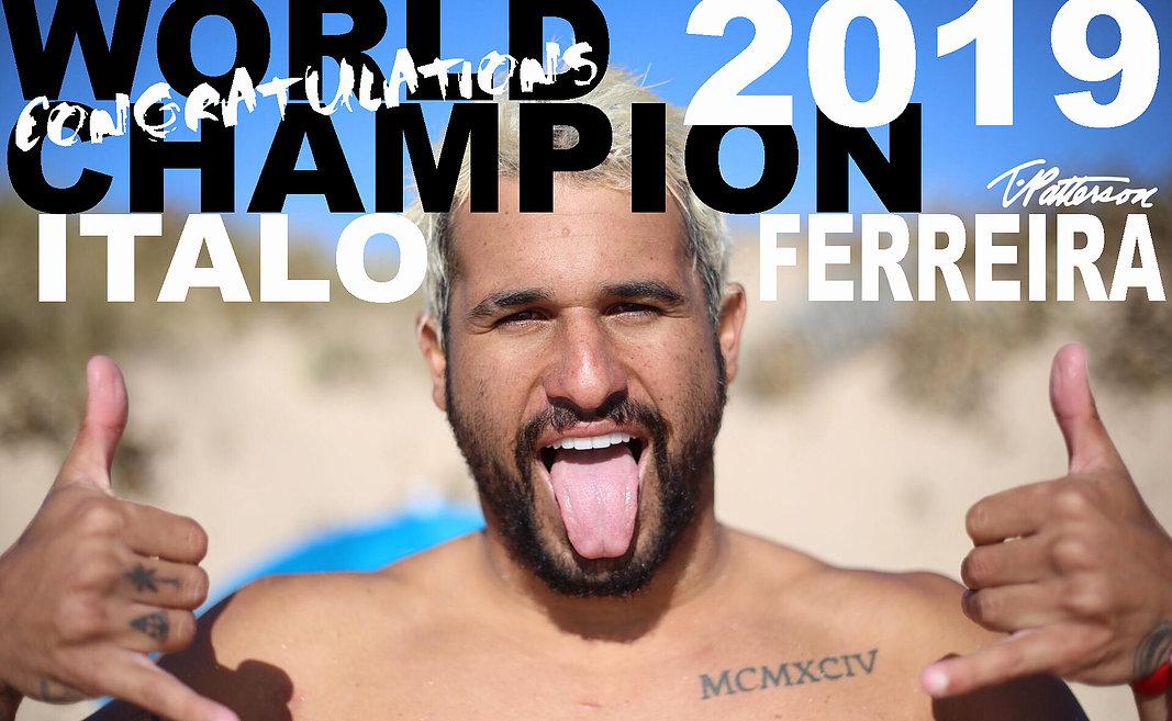 Italo2019worldchampion